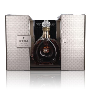 View 1. Thumbnail of Lot 176. Remy Martin Louis XIII Time Collection: The Origin - 1874 40.0 abv NV (1 BT75).
