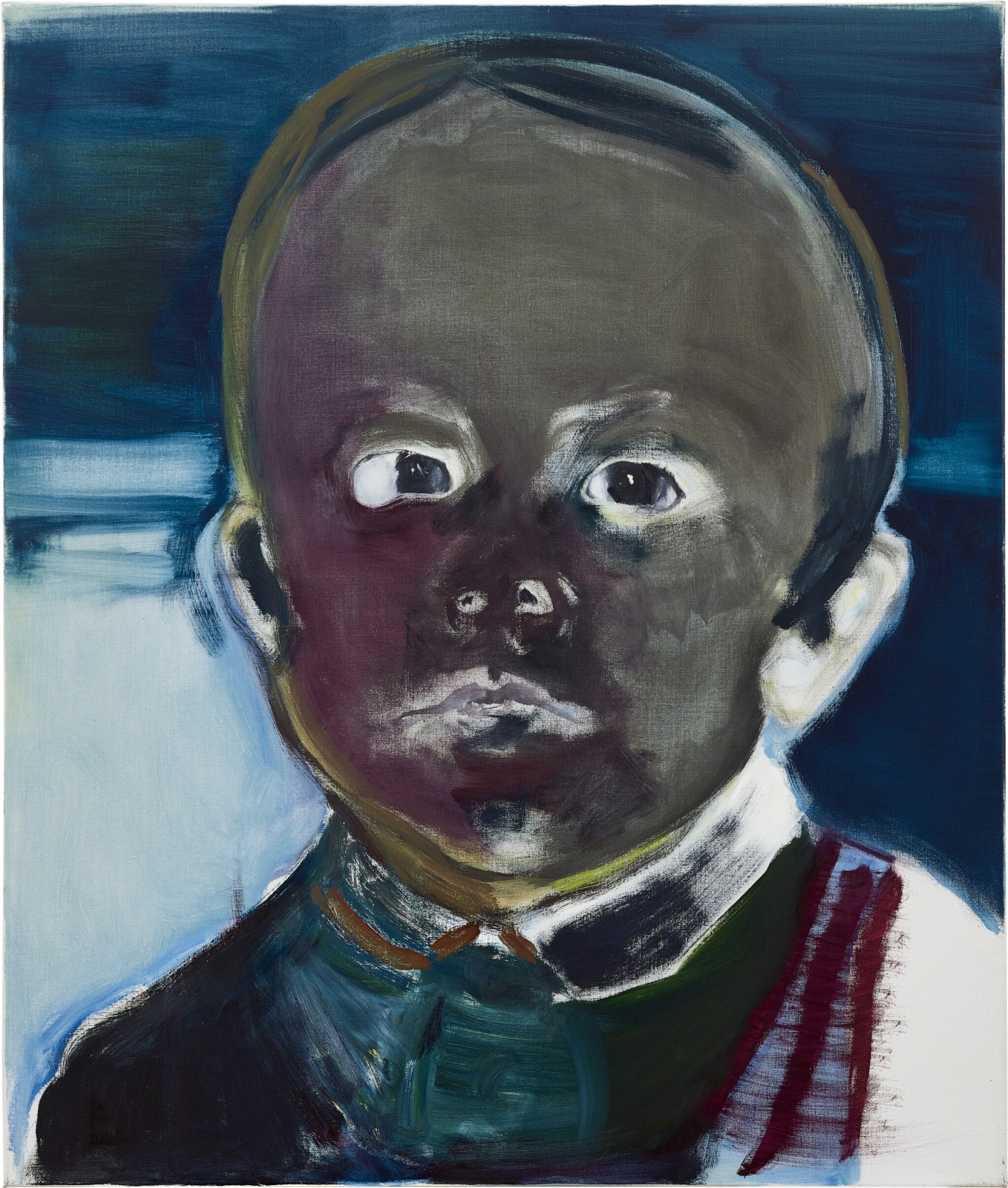 View full screen - View 1 of Lot 1122. MARLENE DUMAS 瑪琳 · 杜馬斯 | DIE BABA (2) (THE BABY (2)) 嬰兒(2).