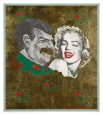 LEONID SOKOV | STALIN AND MARILYN