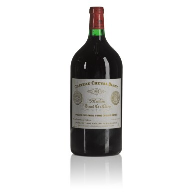 View 1. Thumbnail of Lot 275. Château Cheval Blanc 1982  (1 DM).