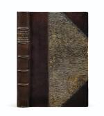 Le Chevalier des Touches. 1886. Rel. japonisante, sur hollande avec envoi à Huysmans