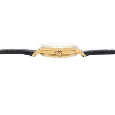 View 5. Thumbnail of Lot 81. Ref. 2551 Yellow gold wristwatch Made in 1958 | 百達翡麗 2551型號黃金腕錶,1958年製.
