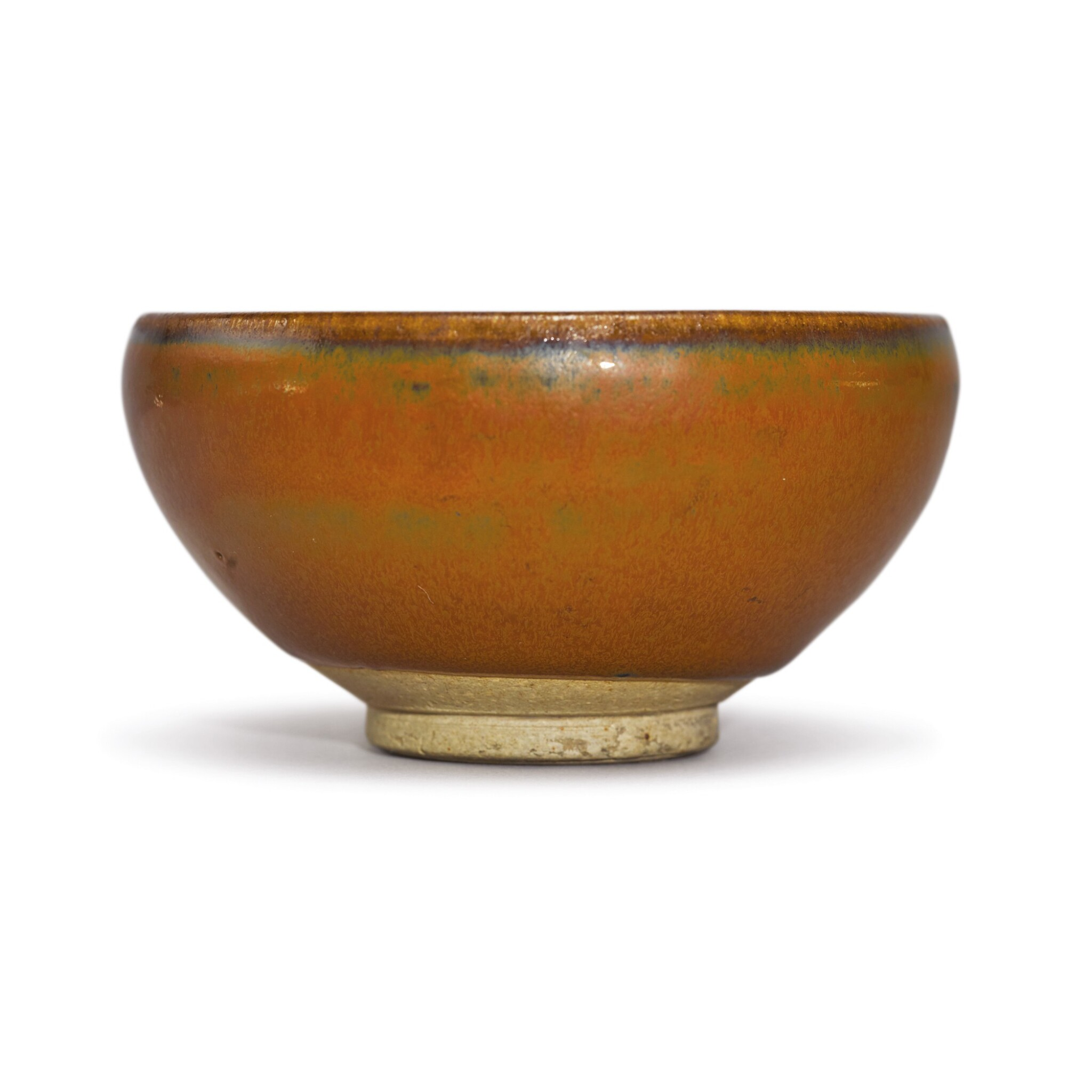 View 1 of Lot 708. A PERSIMMON-GLAZED BOWL, NORTHERN SONG DYNASTY.