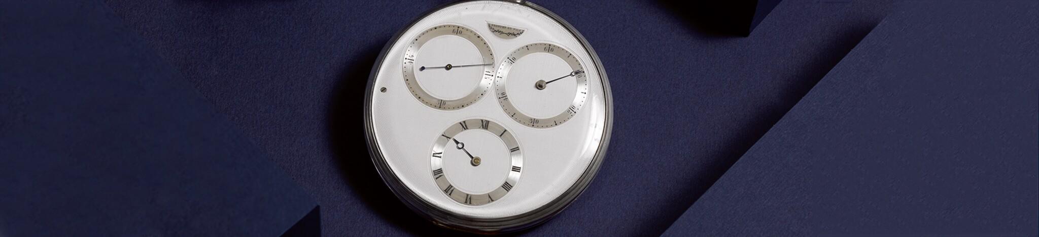 Masterworks of Time: Abraham Louis Breguet, Horologist Extraordinaire 「時間傑作——阿伯拉罕・路易・寶璣:鐘錶鬼才」
