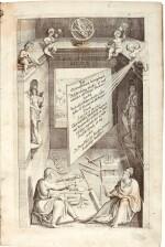 Caus, Von Gewaltsamen bewegungen, Frankfurt, 1615, contemporary vellum