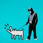 BANKSY | CHOOSE YOUR WEAPON - TURQUOISE