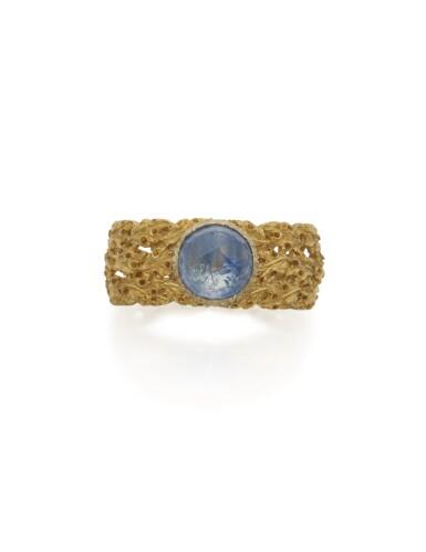 GOLD AND SAPPHIRE RING, GIANMARIA BUCCELLATI