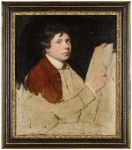 JOHN HAMILTON MORTIMER, A.R.A.  |  SELF-PORTRAIT OF THE ARTIST