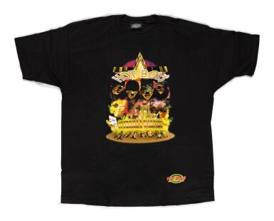 View 9. Thumbnail of Lot 111. [PEN & PIXEL]   COLLECTION OF 10, NEVER-RELEASED OFFICIAL CASH MONEY T-SHIRTS, 2001.