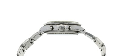 View 4. Thumbnail of Lot 279. Reference 6239 'Paul Newman' Daytona  A stainless steel chronograph wristwatch, Circa 1968.