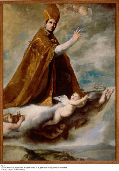 View 6. Thumbnail of Lot 51. JUSEPE DE RIBERA, CALLED SPAGNOLETTO  |  THE SEVERED HEAD OF SAINT JANUARIUS.