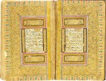 AN ILLUMINATED QUR'AN, COPIED BY IBRAHIM AL-SHEVKI KNOWN AS HAFIZ AL-QUR'AN, TURKEY, OTTOMAN, DATED 1223 AH/1808 AD