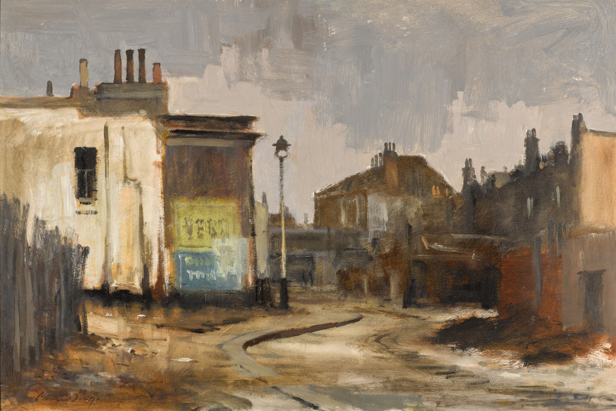 View 1 of Lot 118. Off the Walworth Road, South London.