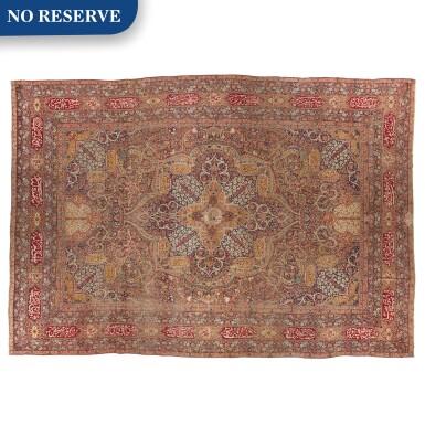 View 1. Thumbnail of Lot 87. A Kirman Ravar carpet, Southeast Persia.
