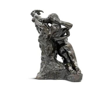 View 5. Thumbnail of Lot 1036. Auguste Rodin 奧古斯特・羅丹 | Éternel Printemps, premier état, taille originale - variante type A 永恆之春.