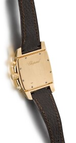 CHOPARD | TWO O TEN TYCOON, REFERENCE 17/2287-20, A PINK GOLD AND DIAMOND-SET CHRONOGRAPH WRISTWATCH WITH DATE, CIRCA 2015