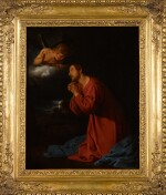 AFTER GIOVANNI ANTONIO GALLI, CALLED LO SPADARINO   Christ in the Garden of Olives