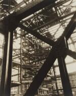 Foundations of Rockefeller Center, New York