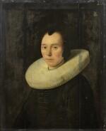 ANTHONIE PALAMEDESZ.    PORTRAIT OF A LADY, BUST LENGTH