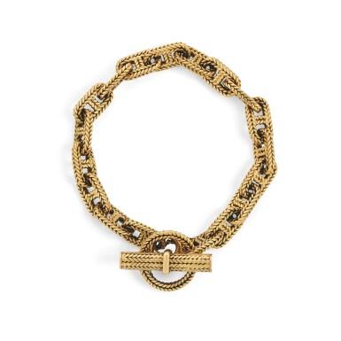 Hermès, Gold bracelet [Bracelet en or], 'Chaîne d'ancre', circa 1950