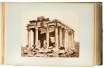 Syria, Lebanon, Jordan and Athens | album of photographs, [c.1870s-1880s]