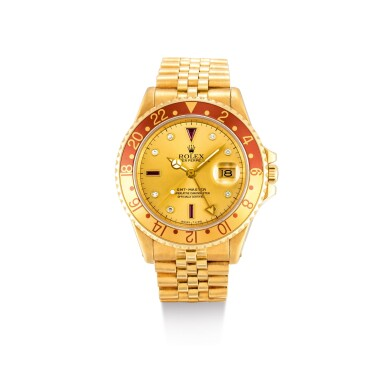 """View 1. Thumbnail of Lot 2018. ROLEX 