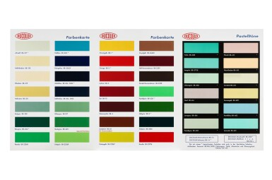 達米恩・赫斯特 Damien Hirst | 色卡(H2) Colour Chart (H2)