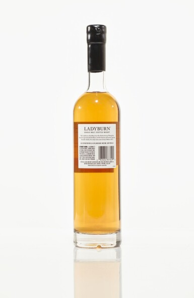 View 2. Thumbnail of Lot 29. Ladyburn 42 Years Old 40.0 abv NV (1 BT75cl).