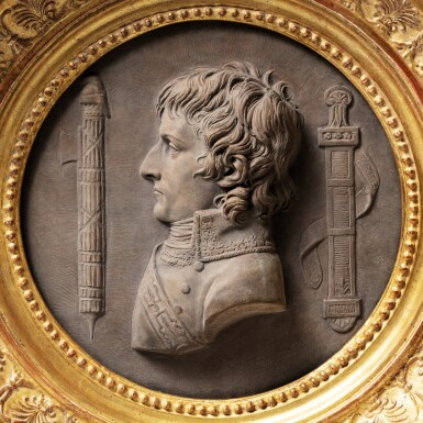 View 2. Thumbnail of Lot 12. Napoléon Bonaparte as First Consul   Napoléon Bonaparte, Premier Consul.