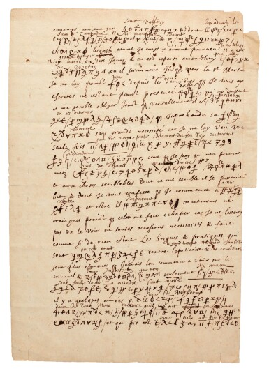 History. Eight military and diplomatic documents, mainly French and Italian, 1615-1824