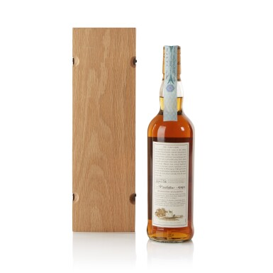View 2. Thumbnail of Lot 39. The Macallan Fine & Rare 56 Year Old 44.3 abv 1946 .