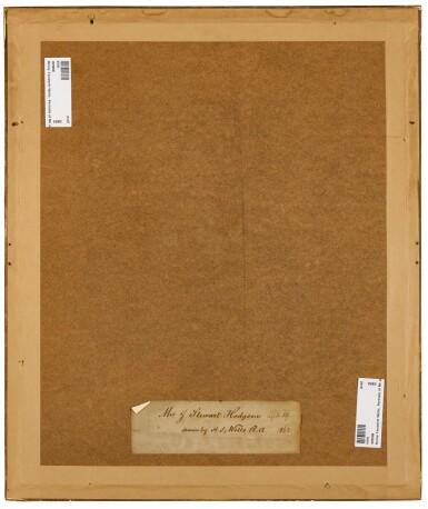 View 6. Thumbnail of Lot 54. Portrait of James Stewart Hodgson; Portrait of Gertrude Agatha Stewart Hodgson.