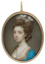 JOHN SMART | PORTRAIT OF MISS HAMMOND