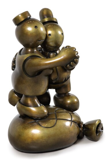 View 2. Thumbnail of Lot 117. TOM OTTERNESS | FREE MONEY.