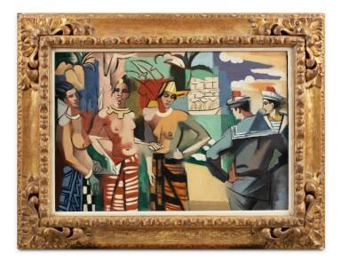 View 3. Thumbnail of Lot 25. Jugement de Pâris    .