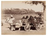 Egypt--A collection of 52 photographs, 1880s-90s