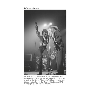 """View 2. Thumbnail of Lot 238. SPRINGSTEEN, BRUCE 