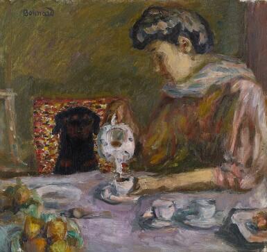View 1. Thumbnail of Lot 37. Le Café.