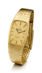 OMEGA | CONSTELLATION, REFERENCE 153'029, A YELLOW GOLD BRACELET WATCH, CIRCA 2000