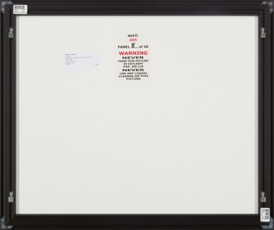 View 18. Thumbnail of Lot 287. GILBERT & GEORGE   MUFTI.