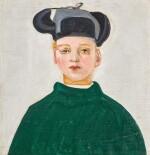 Boy in an Ushanka