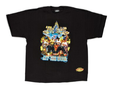 View 10. Thumbnail of Lot 111. [PEN & PIXEL]   COLLECTION OF 10, NEVER-RELEASED OFFICIAL CASH MONEY T-SHIRTS, 2001.