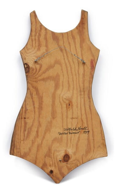 View 2. Thumbnail of Lot 711.  WHITFIELD LOVELL | UNTITLED SWIMSUIT .