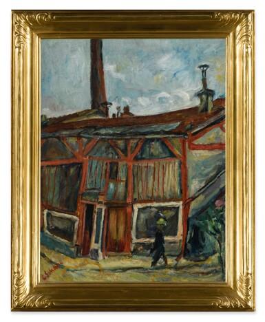 View 2. Thumbnail of Lot 46. L'Atelier de l'artiste à la cité Falguière.