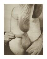 JOHN COPLANS | SELECTED SELF-PORTRAITS (GENITALS)