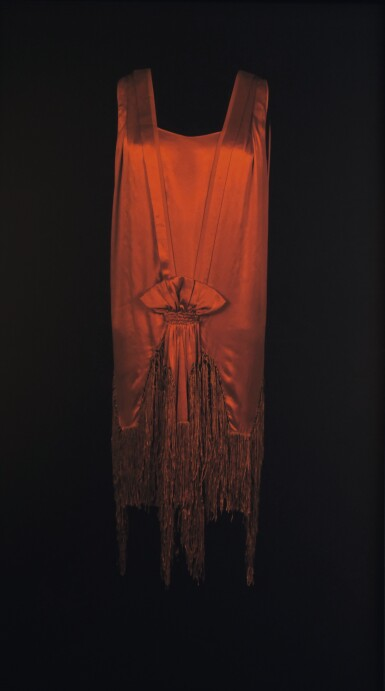 View 1. Thumbnail of Lot 51. DEBORAH WILLIS | HORTENSE'S RED DRESS.