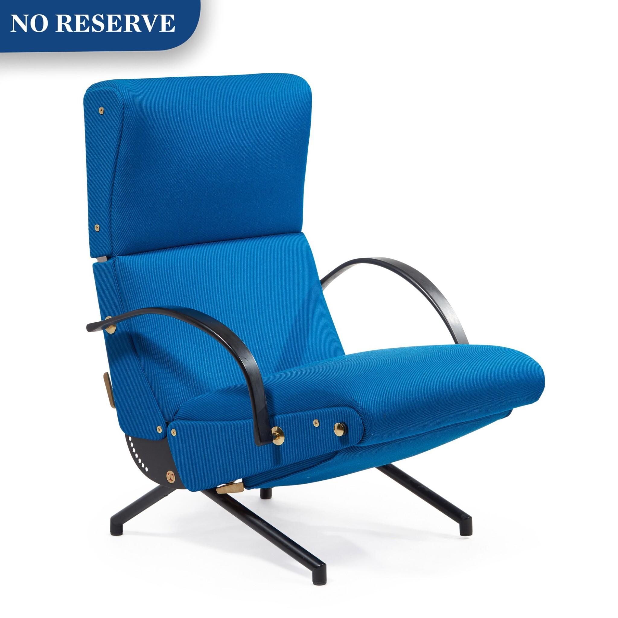 """P40"" Lounge Chair"