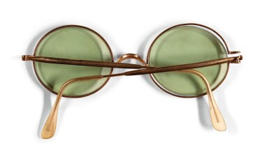View 2. Thumbnail of Lot 14. JOHN LENNON | Sunglasses, c. 1968.