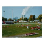 MITCH EPSTEIN | POCA HIGH SCHOOL AND AMOS COAL POWER PLANT, WEST VIRGINIA, 2004 (FROM AMERICAN POWER)