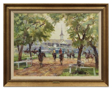 View 2. Thumbnail of Lot 20. PETER WILLIAMS | CHURCHILL DOWNS.